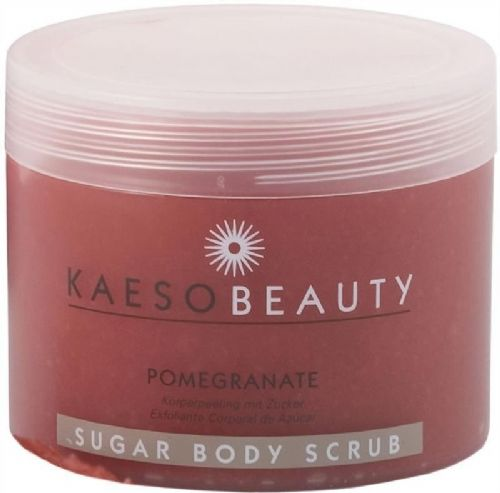 KAESO BEAUTY SUGAR BODY SCRUB POMEGRANATE - 450ml